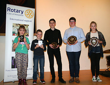 Competition Prize Winners